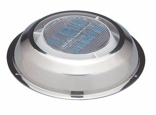 solar fan boat - 3