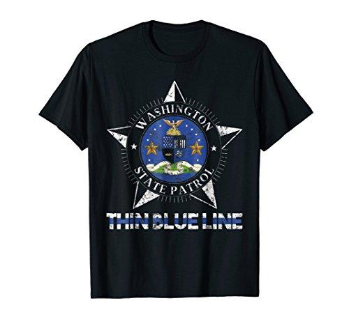 (State Patrol Washington Shirt State Trooper)