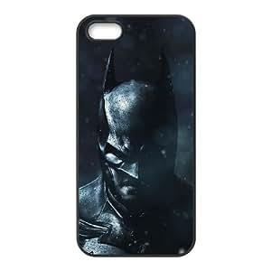 games Batman Arkham Origins iPhone 5 5s Cell Phone Case Black 91INA91450067