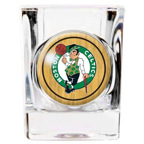 - Great American Products Boston 2oz. Logo Square Shot Glass