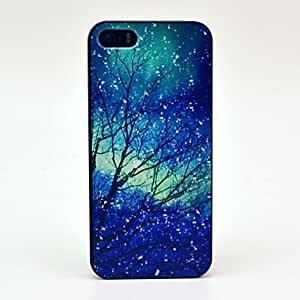 NEW Tree in The Moonlight Pattern Hard Case for iPhone 5/5S