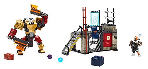 - Mega Construx Destiny Cabal Bruiser Battle Building Set