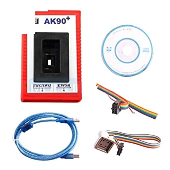 Match Tool AK90 + Programmer V3 19 for BMW EWS CAS from 1995