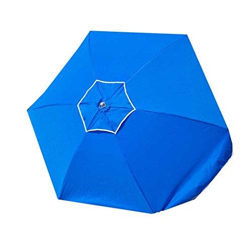 6 5 Shade Star Beach Umbrella product image
