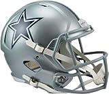 Riddell RIDDRSPDAL NFL Dallas Cowboys Full Size Replica Speed Helmet, Medium, Silver