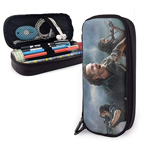 Qmad Men The Walking Dead Season 8 Characters Full Printing Attractive Personalized Pencil Cases for Training Courses -  Qmad Co.Ltd, QMA-pencilcase-55007106-Black-48