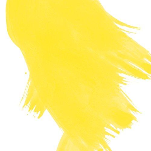 Akua Liquid Pigment Ink, 4 oz Bottle, Intense, Hansa Yellow (AKHY) by Akua