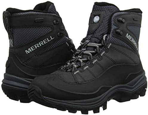 "Merrell Men's Thermo Chill 6"" Shell Waterproof Sneaker, Womens 10"