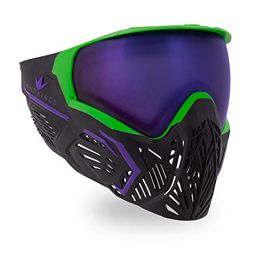 Bunker Kings CMD Paintball Goggle/Mask - Sucker Tentacles