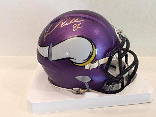 Kyle Rudolph Minnesota Vikings Speed mini Helmet Riddell
