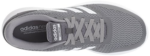 adidas Men's CF Revolver Running Shoe Grey Three/White/Grey Five clearance store online outlet amazon jjo3OB