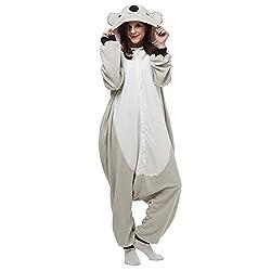 Adult Onesie Animal Pajamas Unisex Cosplay Costume