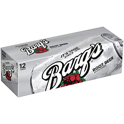 Barq's Root Beer Soda, 12 Ounce (12 Cans) ()