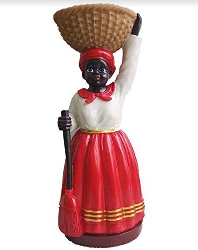 12 Inch Madame Statue La Negra Tomasa Statue Santeria Madam Madama Yoruba