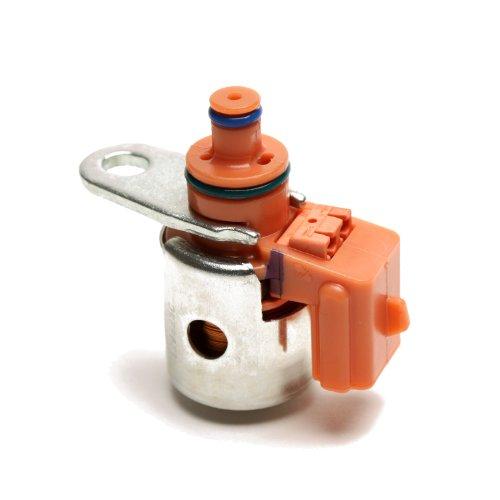 BORG WARNER 50077 TCC/Lock-Up Solenoid, OEM Borg Warner, Plug In Type, AODE, 4R70W, ()