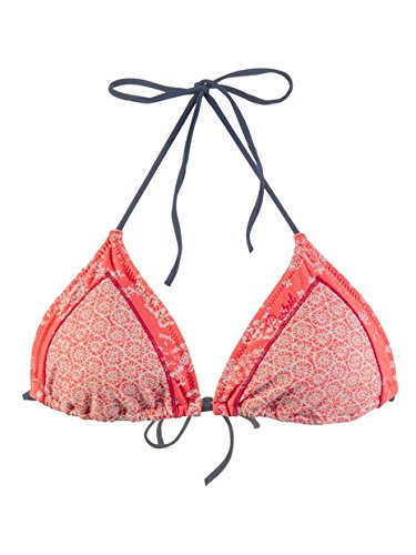 New Mm Bikini Top Cookie Coral Protest Triangle