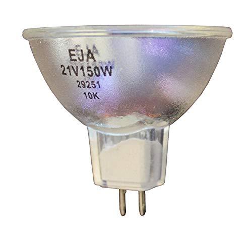2pcs EJA 21V 150W Donar Bulb for DEN-MAT Marathon II - FOSTEC Fiber Optic Light Source – Olympic Mini Bili-Lite 51470 – Olympus Fiberoptic Illuminator 8C404 – ORASCOPIC Zeon Illuminator Dental Lamp