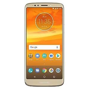 """Motorola E5 Plus  XT1924-5 Smartphone 5.9"""", color Dorado. Desbloqueado"""