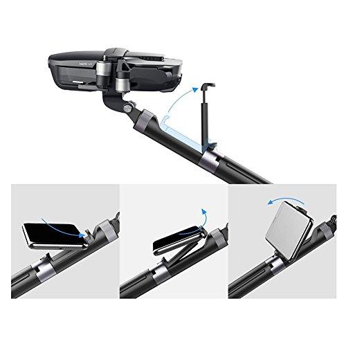 RONDA Gimbal Handle Stabilizer for Dji Mavic Air Portable Universal Bracket Tripod Holder with Phone Holder Mount by RONDA (Image #2)