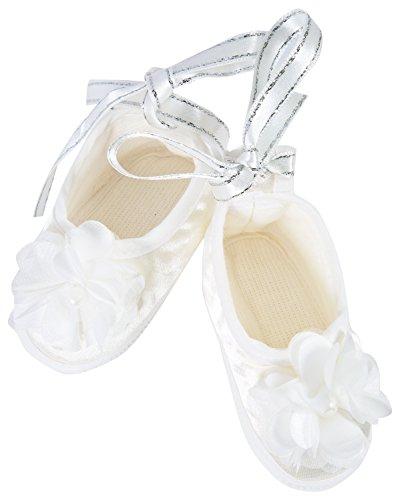 2bec35c6d6 Taffy Baby Christening Baptism 3D Flower Dress Gown 6 Piece Deluxe Set 0-3  Months
