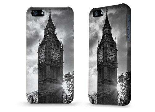 """Hülle / Case / Cover für iPhone 5 und 5s - """"Big Ben"""" von Ronya Galka"""
