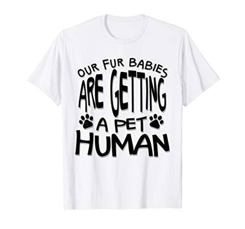 Funny Pregnancy T-Shirt - Motherhood Maternity Pet