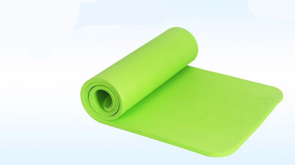 Amazon.com : GTVERNH-Yoga Mat 15mm thick, widen the mens ...