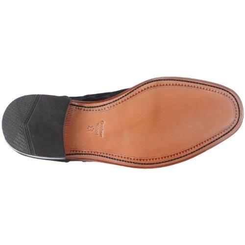 Homme Loake À Chaussures Ville De Noir Lacets Pour WYp4YqcBw