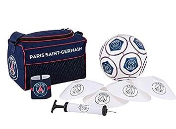 GRENADINE BOUTIQUE PSG- KIT DE Foot pour Enfant Saison 2018-2019- Paris  Saint 4f2524e62eb