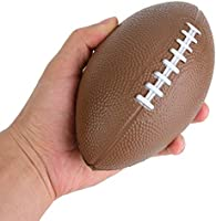 VGEBY Juego de Mini balones Deportivos, Juego de Juguete de Rugby ...