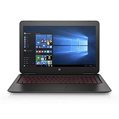 "HP Omen 15-ax250wm, 15.6"" Full-HD IPS Display, Core i7-7700HQ QC Processor, NVIDIA GTX 1050Ti 4GB Graphics Card, 12GB Memory, 1TB Hard Drive"