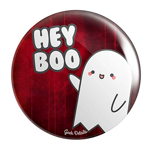 Geek Details Hey Boo Chibi Ghost 2.25