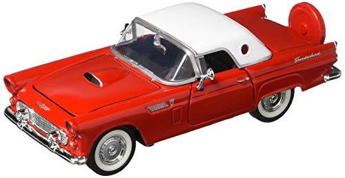 Motor Max 1:24 W/B American Classics 1956 Ford Thunderbird Diecast Vehicle