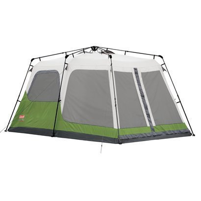 Coleman Instant 9 Person Tent (14ft X 9ft)  sc 1 st  Amazon.com & Amazon.com : Coleman Instant 9 Person Tent (14ft X 9ft) : Family ...