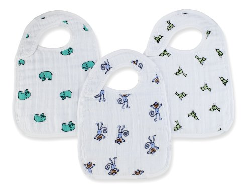 aden anais Absorbent Adjustable Elephants
