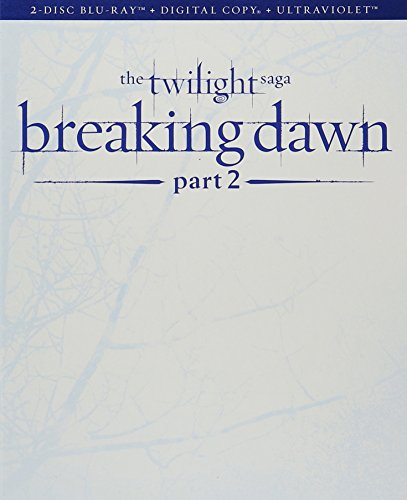 Twilight Saga: Breaking Dawn - Part 2 [Blu-ray]