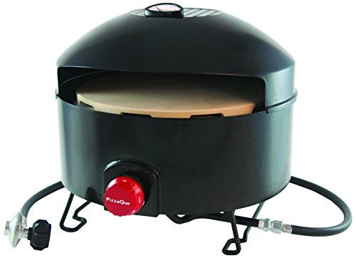 Pizzacraft PizzaQue PC6500 Portable Outdoor Pizza Oven ()