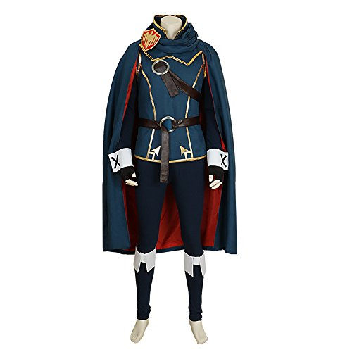 CG Costume Women's Fire Emblem Awakening Lucina Mask Cosplay Costume Medium by CG Costume (Image #4)