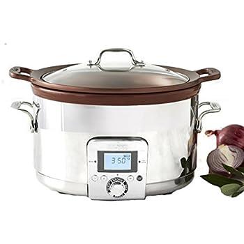 all clad 7 qt slow cooker manual