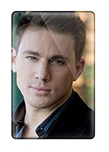 New Fashionable Cover Case Specially Made For Ipad Mini(channing Tatum)