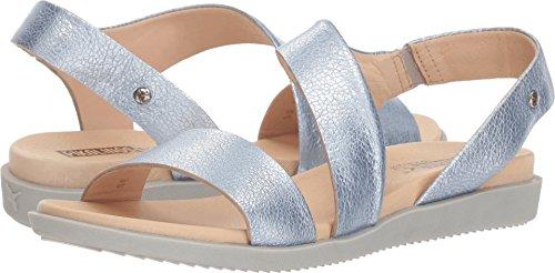 Pikolinos Women Antillas W0h Wedge Heels Sandals Silver
