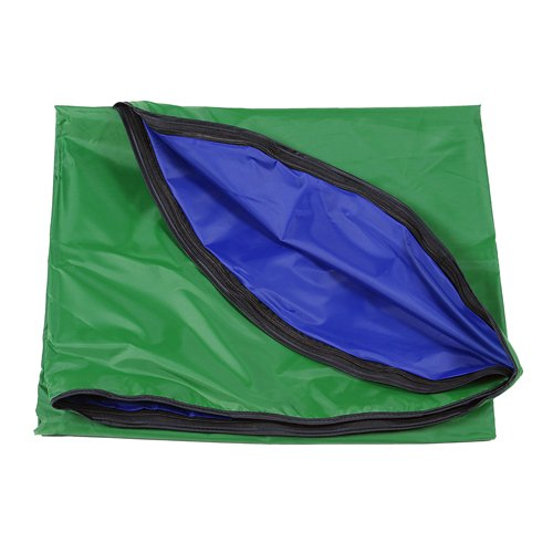 "Fotodiox Chromakey Green and Blue Jacket Cover, fits 48x72"" 5-in-1 Oval Reflector Pro Collapsible Disc Kit Collapsible"
