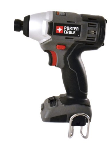 Porter Cable PCL180ID 18V 1 4 Hex Impact Driver – Bare Tool – No Battery or Charger by Porter Cable
