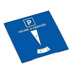 Disque stationnement zone bleue
