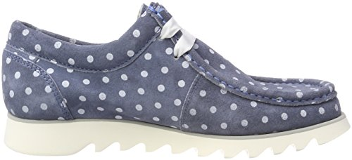 Sioux Women's Grash-d172-28 Trainers, Pink Blue (Lightjeans 008)