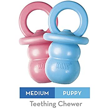 Amazon.com: Chupete para perro, juguetes interactivos para ...