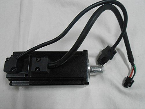 GOWE 200W Delta Motor Servo AC 220V 0.64NM 3000rpm ECMA-C10602SS with Brake Keyway and Oil Seal by Gowe