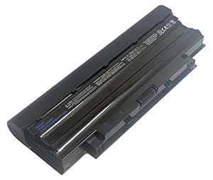 PowerSmart [73Wh, Ión de litio, 11,1V, 6600mAh] de repuesto para portátil/ordenador portátil 04YRJH, 06P6PN, 07X FJJ, 0YXVK2, 312–0233, 312–0234, 383CW, 451–11510, 4T7JN, 9T48V, J1KND Batería para UK Dell Inspiron N5010D-258N5010D-278, Inspiron, Inspiron N5010R, Inspiron N7010D, Inspiron N7010R