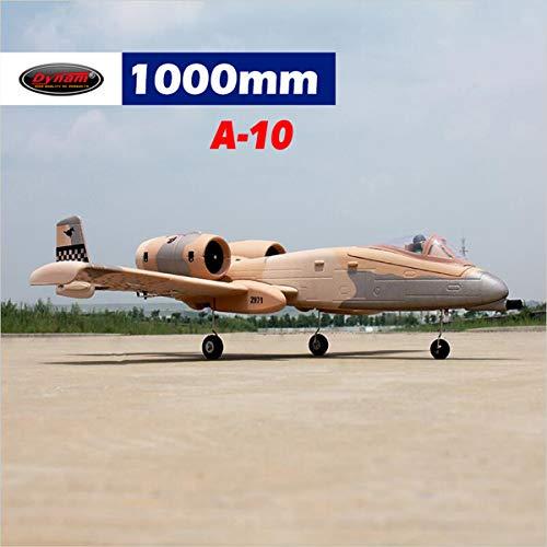 Dynam A-10 Thunderbolt Desert 64mm EDF Jet – SRTF