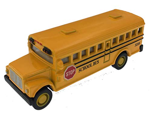 KiNSMART Mini School Bus Diecast Model, Conventional, used for sale  Delivered anywhere in USA